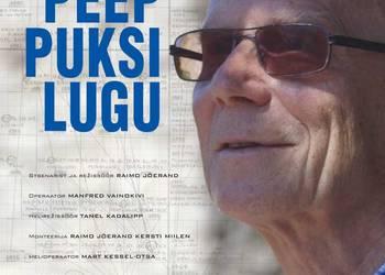 """a0b6dd6948d6 18. aprillil esilinastub uus dokumentaalfilm """"Peep Puksi lugu"""""""