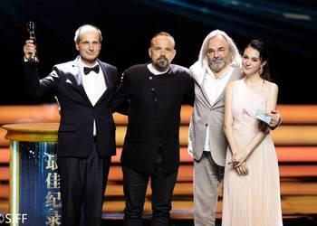 """7b221333b05 """"Ajasillad"""" võitis Shanghai filmifestivalil auhinna"""