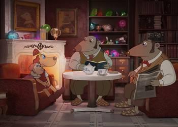 """bf13a8c3653 Eesti Vabariigi 100. sünnipäevaks valminud täispikk animafilm """"Lotte ja  kadunud lohed"""" võitis Müncheni filmifestivalil auhinna"""