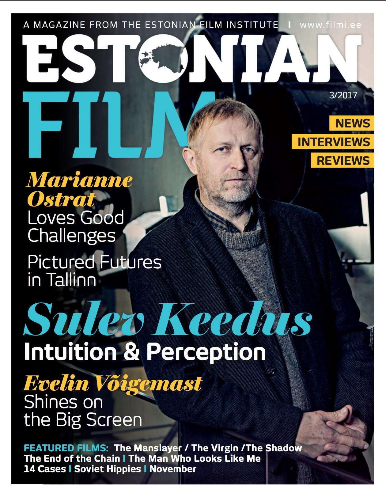 New issue of Estonian Film available now